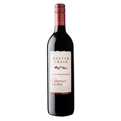 2017 Selected Barrels Cabernet Merlot